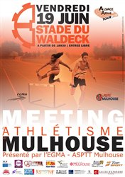 MEETING de l'EGMA - ASPTT Mulhouse athlétisme